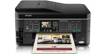 Epson WorkForce 633 Inkjet Printer