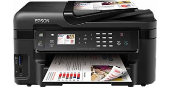 Epson WorkForce WF-3520 Inkjet Printer