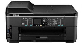Epson WorkForce WF-7510 Inkjet Printer