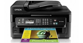 Epson WorkForce WF-2540 Inkjet Printer