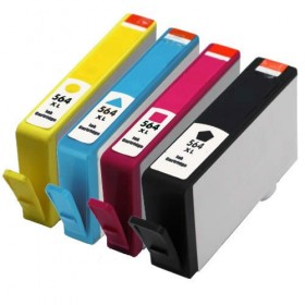 HP 564XL Compatible Value Pack - Generic HP564XL