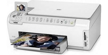 HP Photosmart C6270 Inkjet Printer