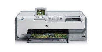 HP Photosmart D7160 Inkjet Printer