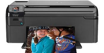 HP Photosmart B109a Inkjet Printer