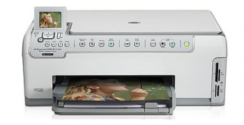 HP Photosmart C5180 Inkjet Printer