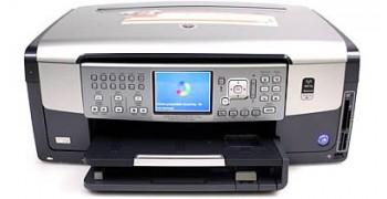 HP Photosmart C7180 Inkjet Printer