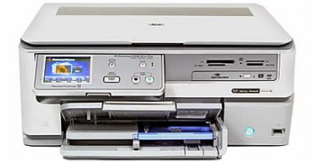 HP Photosmart C8180 Inkjet Printer
