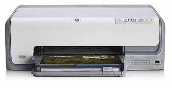 HP Photosmart D6160 Inkjet Printer