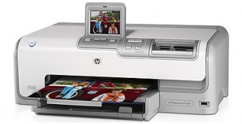 HP Photosmart D7360 Inkjet Printer