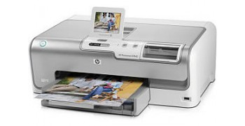 HP Photosmart D7640 Inkjet Printer