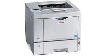 Ricoh Aficio SP4110N Laser Printer