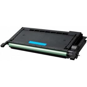 Samsung CLP-C660B Cyan Compatible Toner Cartridge