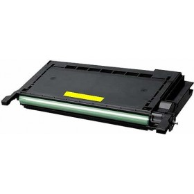 Samsung CLP-Y660B Yellow Compatible Toner Cartridge