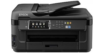 Epson WorkForce WF-7610 Inkjet Printer