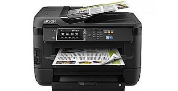 Epson WorkForce WF-7620 Inkjet Printer