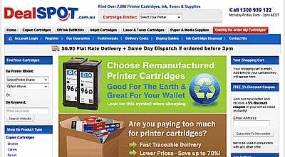 Dealspot Ink Cartridges - dealspot.com.au
