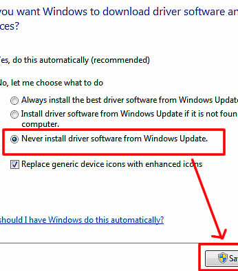 how to update printer driver software