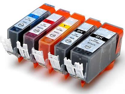 Genuine vs Compatible Ink Cartridges