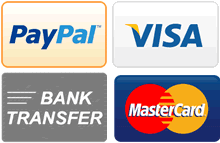 Payment methods for your printer cartridge purchases